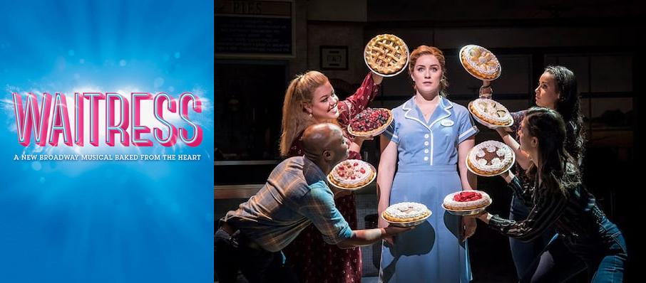 Waitress, New Wimbledon Theatre, London