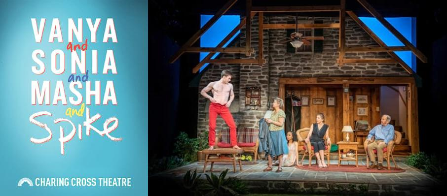 Vanya and Sonia and Masha and Spike, Charing Cross Theatre, London