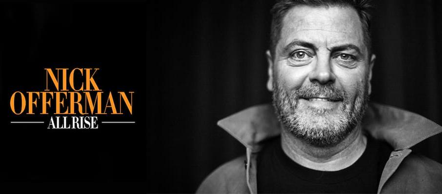 Nick Offerman, London Palladium, London