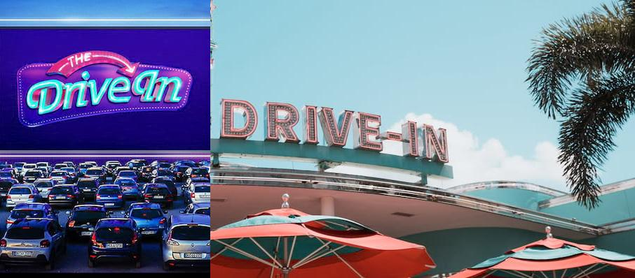 The Drive In, The Drive In, London