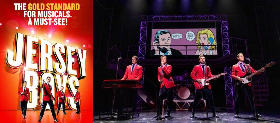 Jersey Boys, Trafalgar Theatre, London