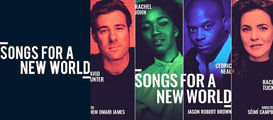 Songs For A New World, Vaudeville Theatre, London