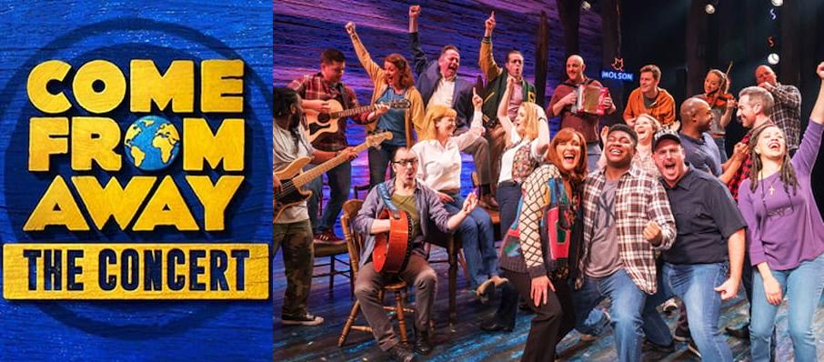 Come From Away The Concert, Phoenix Theatre, London
