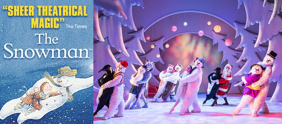 The Snowman, Peacock Theatre, London