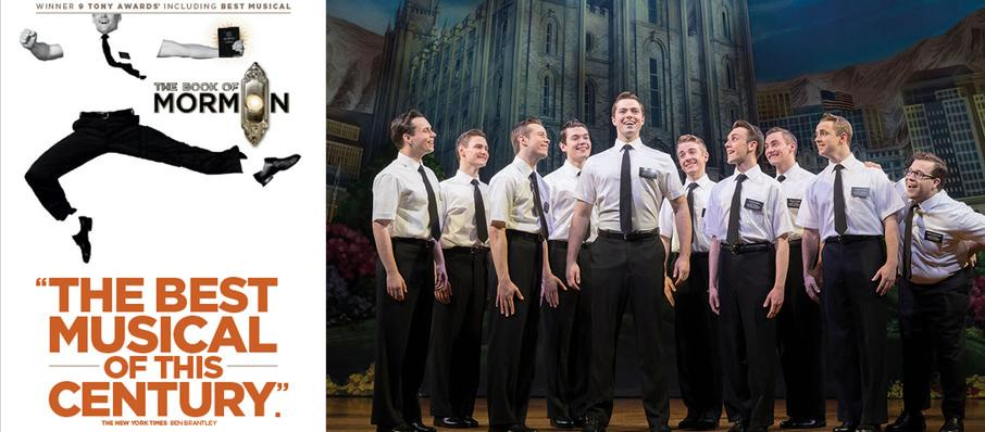 Book of Mormon, Prince of Wales Theatre, London