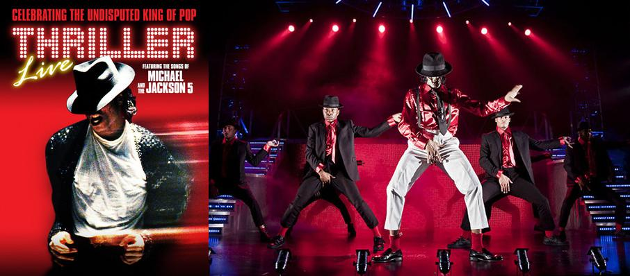Thriller Live, Lyric Theatre, London