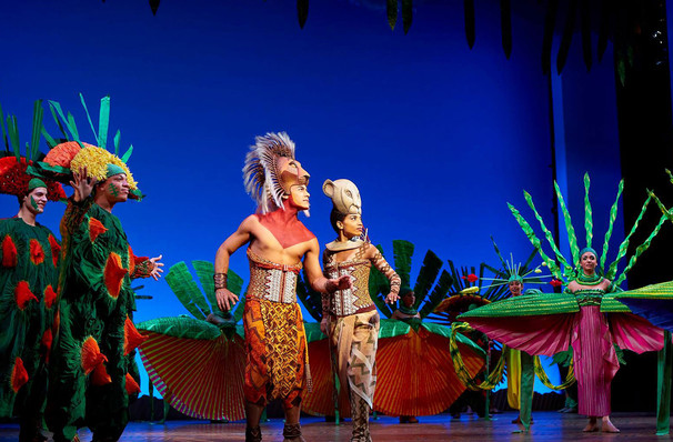 review of lion king at the lyceum theatre  london by