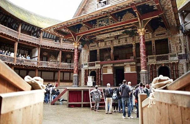 an analysis of the globe theatre in shakespeares greatest play In doctor faustus, the greatest tragedy in english before shakespeare, marlowe puts some of the finest poetry ever written for the stage and a good deal of anarchic comedy at the service of a.