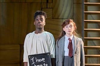 Matilda The Musical Cambridge Theatre London Tickets