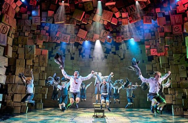 Matilda The Musical Cambridge Theatre London Cast And