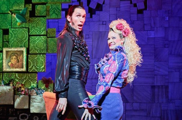Matilda The Musical Cambridge Theatre London Cast And