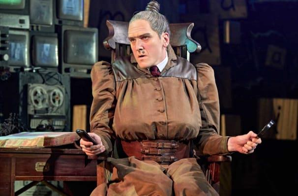 Matilda The Musical Cambridge Theatre London Cast And Creative