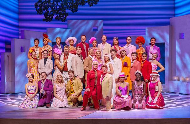 Mamma Mia Novello Theatre London Cast And Creative
